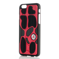 2016 Air Jordan 13 Sneaker Sole PVC Rubber Phone Cases For Apple iPhone 5 6 s plus Jordan's High Quality Mobile Case Cover