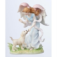 Angel Figure - Comes In Gift Box With Certificate Of Authenticity