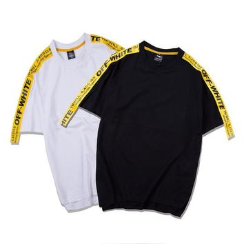 Couple Short Sleeve T-shirts [211459932172]