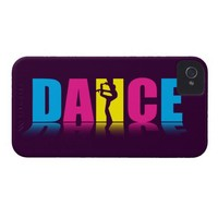 Personalized Dance Dancer iPhone 4 Cases from Zazzle.com
