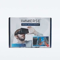 Immerse Virtual Reality Headset - Urban Outfitters
