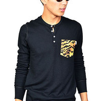 Apliiq The Midnight Tiger Thermal : Karmaloop.com - Global Concrete Culture
