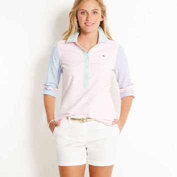 Party Oxford Popover