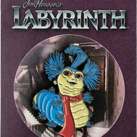 Labyrinth | The Worm ENAMEL PIN