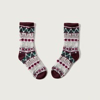 Patterned Classic Socks