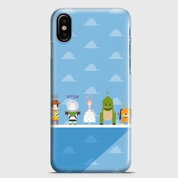 Disney Toy Story iPhone X Case | casescraft