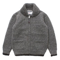 nanamica / Solid Sweater with Trim