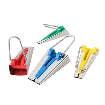 One Piece Bias Tape Maker Tool. Different Sizes Available. 6mm 12mm 18mm 25mm. Hemming, Fabric Binding, Sewing, Quilting and Cloth Tape