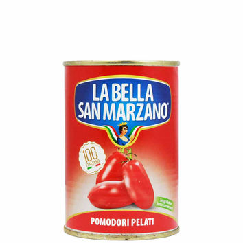 Italian Peeled Tomatoes by La Bella San Marzano 13.4 oz