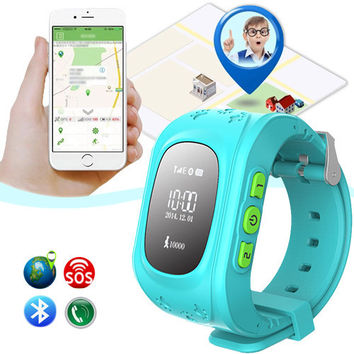 Q50 GPS Smart Watch for Kids