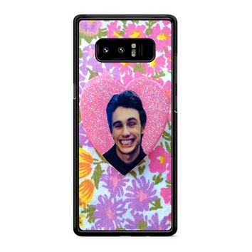 James Franco Freak And Geeks Samsung Galaxy Note 8 Case