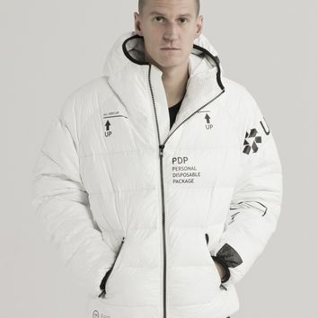 TYVEK UEG DOWN JACKET