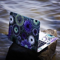 Fancy - Tidal Bloom Macbook Skin