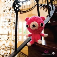 Pinky Bear on Luulla