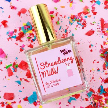 Strawberry Milk Perfume