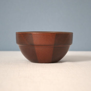 Heath Ceramics Rim Line Dessert Bowl - Rare Double Dip Glaze