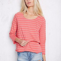 We The Free Womens We The Free Call Me Stripe Top