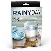Fred & Friends RAINY DAY Ripple Ice Tray