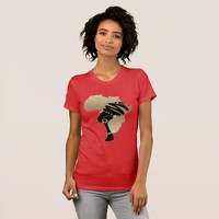 Africa In Gold T-Shirt