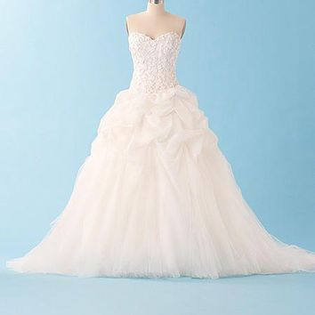 Alfred Angelo Disney 227 Size 12 Ivory