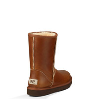 UGG® Official | Women's Classic Short Leather Footwear | UGGAustralia.com