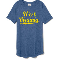 West Virginia University Perfect Legging Tee