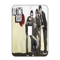Big Time Rush Light Switch Plate Cover!! Brand New