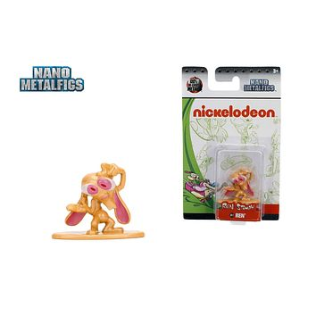 Jada Nano Figures Nickelodeon Figure NK11 Ren and Stimpy Ren