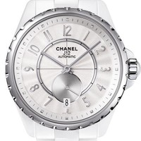 Chanel J12 Automatic 36.5mm h3837 White Ceramic Complete Unworn Ret: $4,500