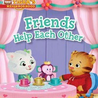 Friends Help Each Other (Ready-To-Read)