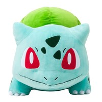 [PCMOS] 2016 New Anime Pokemon Center JUMBO Bulbasaur Plush Toy Game Doll Gift  Arcade Prizes 16072610