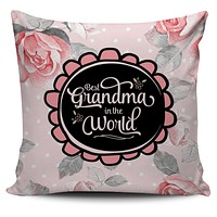 Best Grandma Pillow Cover