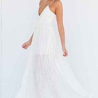 Keepsake Love Struck Maxi Dress