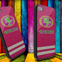 San Francisco 49ers nfl ( BD) - iPhone 4 / iPhone 4S / iPhone 5 / Samsung S2 / Samsung S3 / Samsung S4 Case Cover