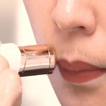 Fuzz-Free Facial Hair Removal For Women