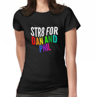 STR8 FOR DAN AND PHIL by alexmusic