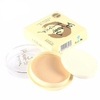2016 Hot Fashion Brand Natural Color Pressed Smooth Dry Concealer Oil Control Loose Face Powder Makeup Face Care comestic 16g