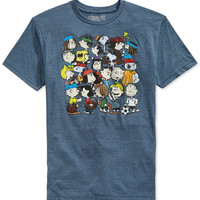 Jem Peanuts Play Collage T-Shirt