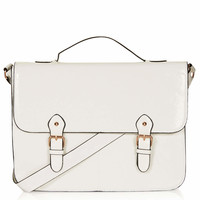 Large Edge Paint Satchel