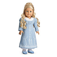 American Girl® Clothing: Caroline's Birthday Dress