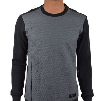RELIGION CLOTHINGCONVERT SWEATSHIRT - DARK GREY/BLACK