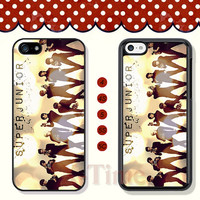 Super Junior, K-POP, iPhone 5 case iPhone 5c case iPhone 5s case iPhone 4 case iPhone 4s case, Samsung Galaxy S3 \S4 Case--X50402