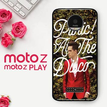 Panic At The Disco Cute X5617  Motorola Moto Z Play Case