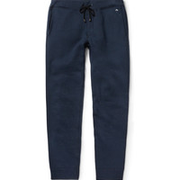 Rag & bone Fleece-Backed Cotton-Blend Jersey Sweatpants | MR PORTER