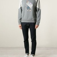 Paul Smith Mouse Print Sweatshirt - The Shop At Bluebird - Farfetch.com