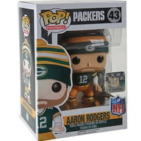Funko NFL Pop! Football Wave 3 Aaron Rodgers Vinyl Figure