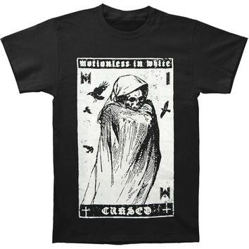 Motionless In White Men's  Grim Reaper T-shirt Black