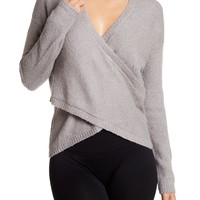 Free Press | Ballet Wrap Sweater | Nordstrom Rack