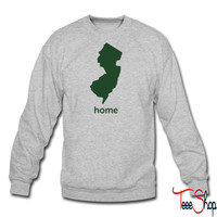 new jersey home crewneck sweatshirt