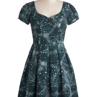 Bea & Dot Cosmic Mid-length Short Sleeves